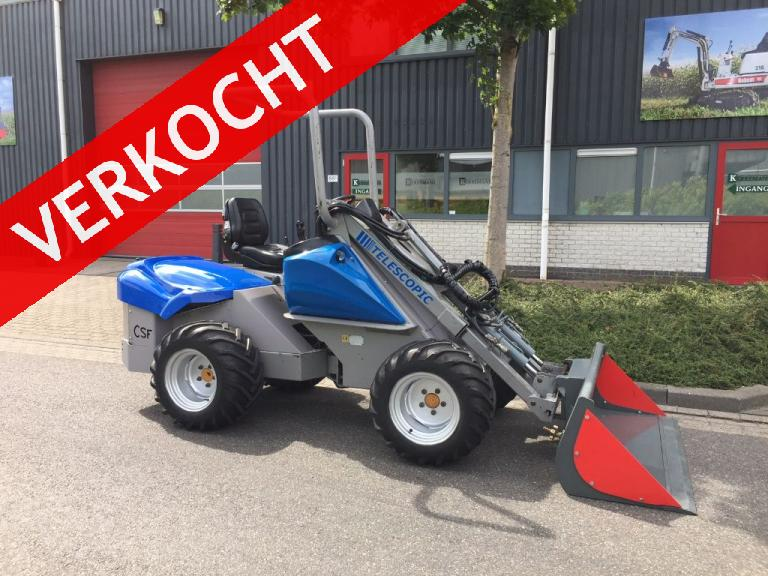 MULTIONE GT50D Minishovel